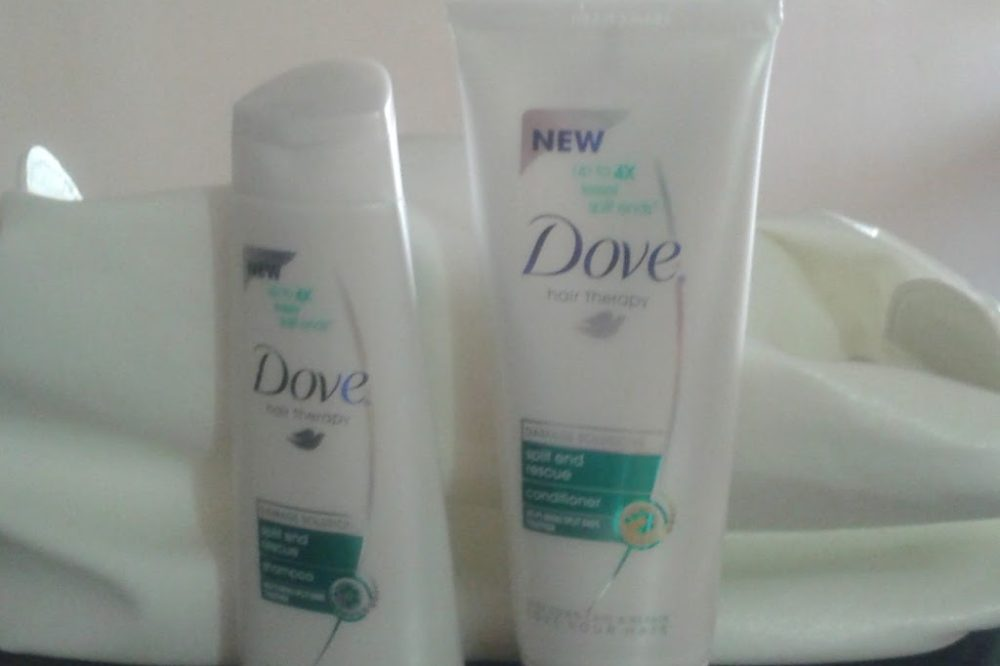 Dove Beautiful Ends to your Beautiful Braids