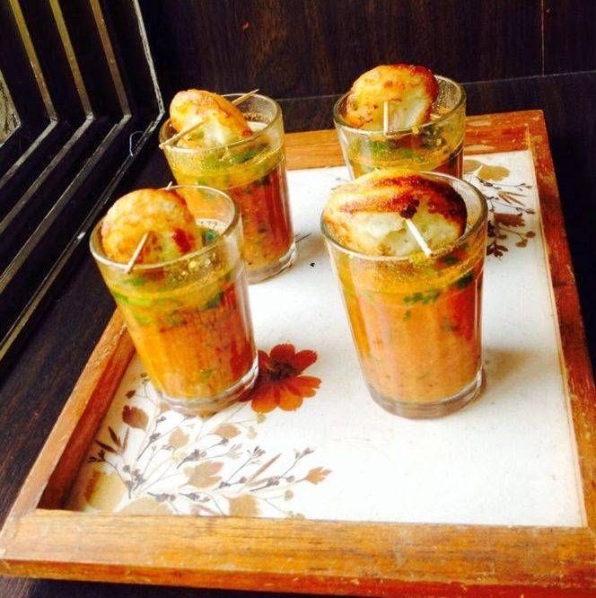 Recipe- Rasam shots and kuzipanigarams (Part 1)