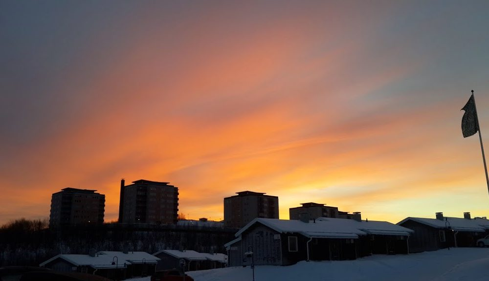 The Gem of Kiruna-Camp Ripan Review-Northern Light Adventure Part II