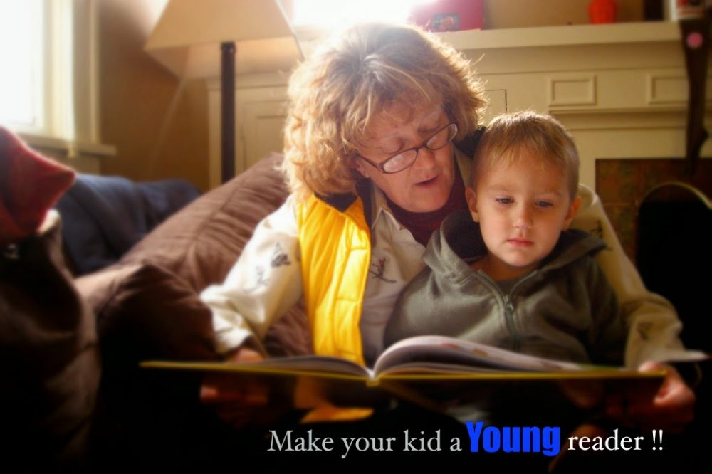 Inculcating Young Readers