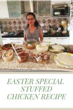 Stuffed Chicken (Easter Special)