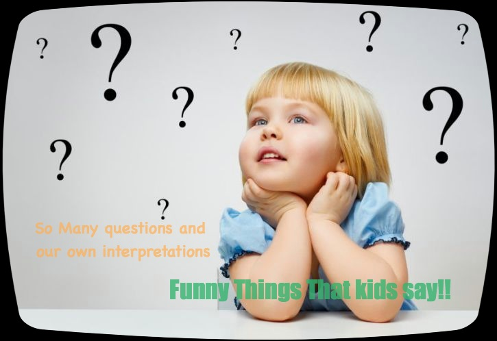 SHOOT FROM THE LIP- FUNNY THINGS KIDS SAY!