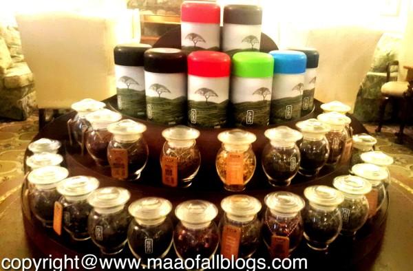 teas at MOunt Nelson-1