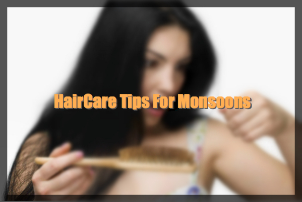 Haircare tips for monsoons