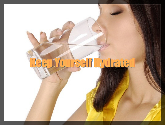 Keep yourself hydatred this monsoon