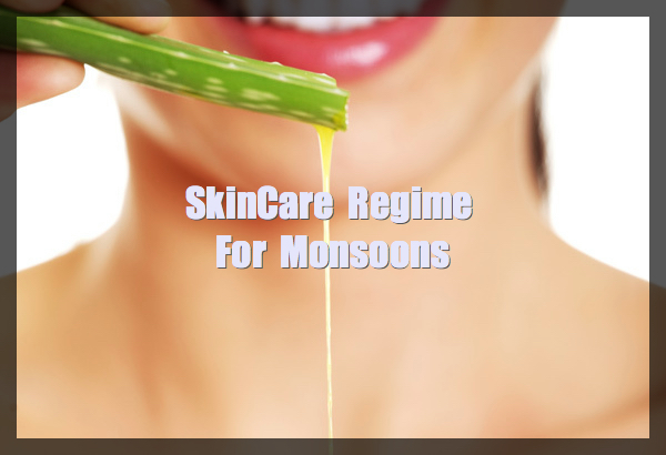 Care For Your Skin This Monsoon