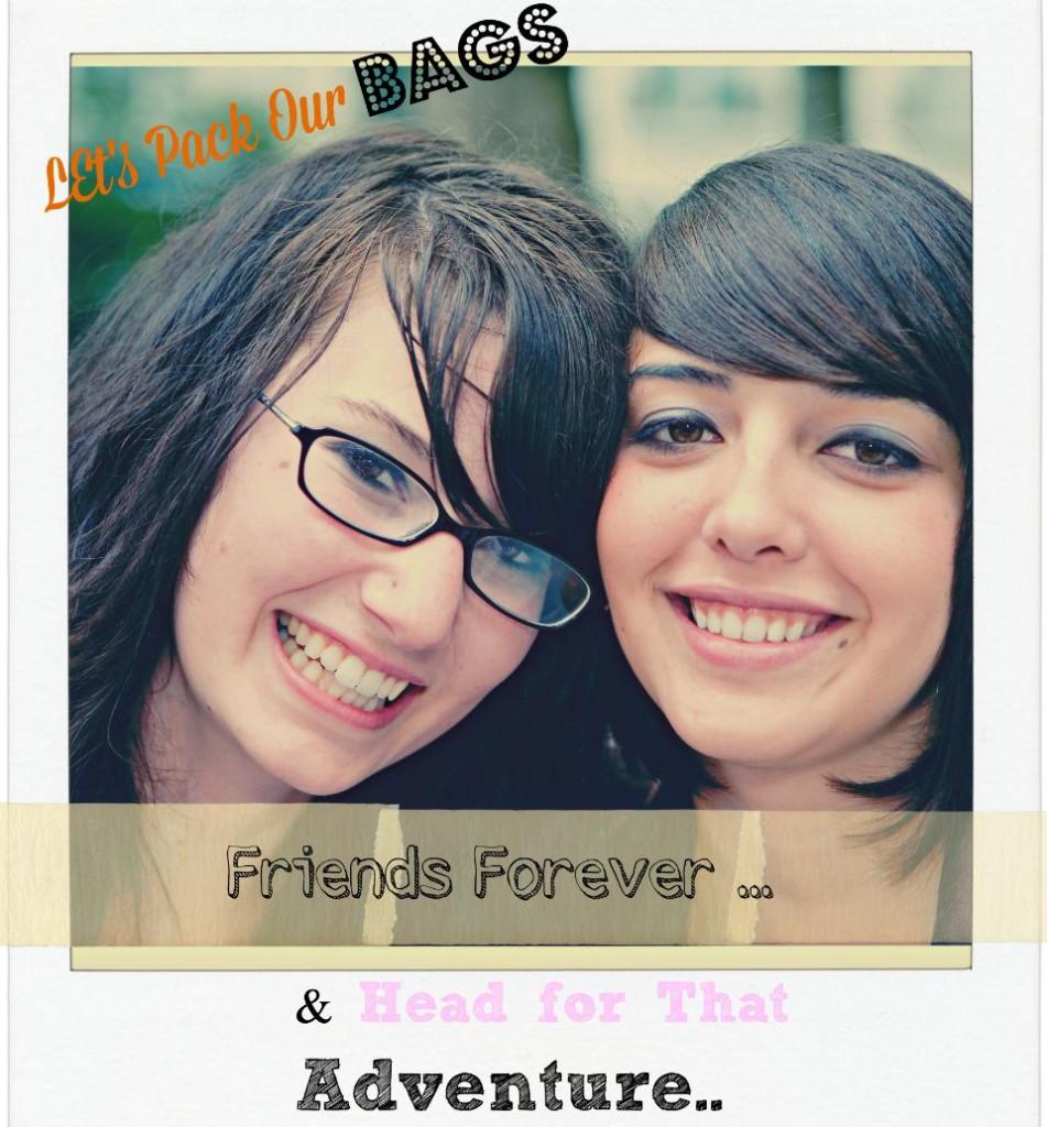 friendship day backpacker