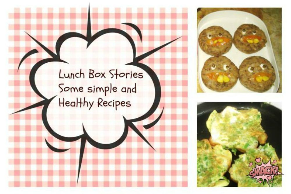 Lunch Box Stories Revealed : Top Recipes For Kids Tiffins