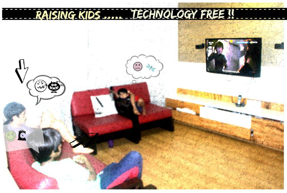 Raise kids technology free