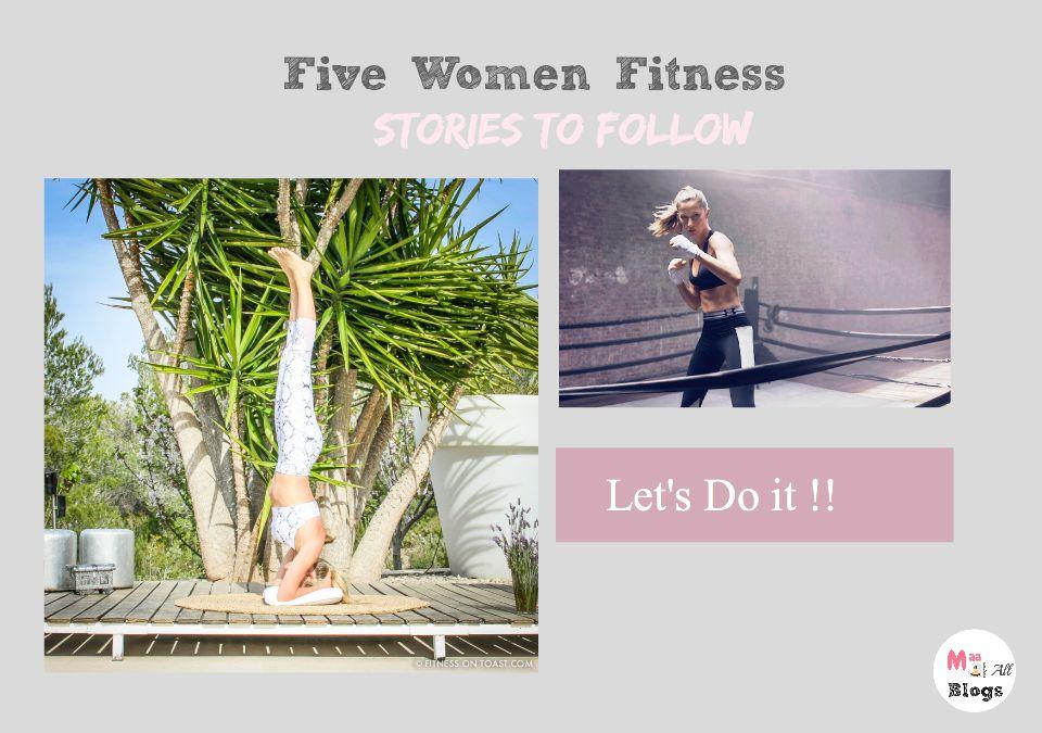 fitness stories