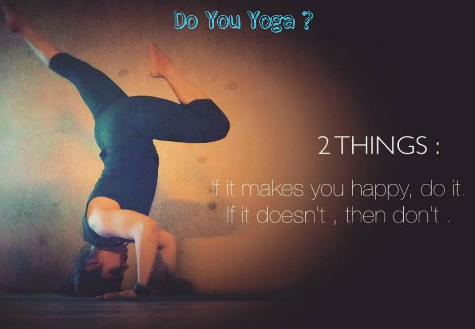 Fitness For Women: Do You Yoga?