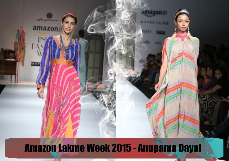 Anupama Dayal Cover Page