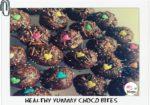 No Bake Yummy Choco Bites  !!
