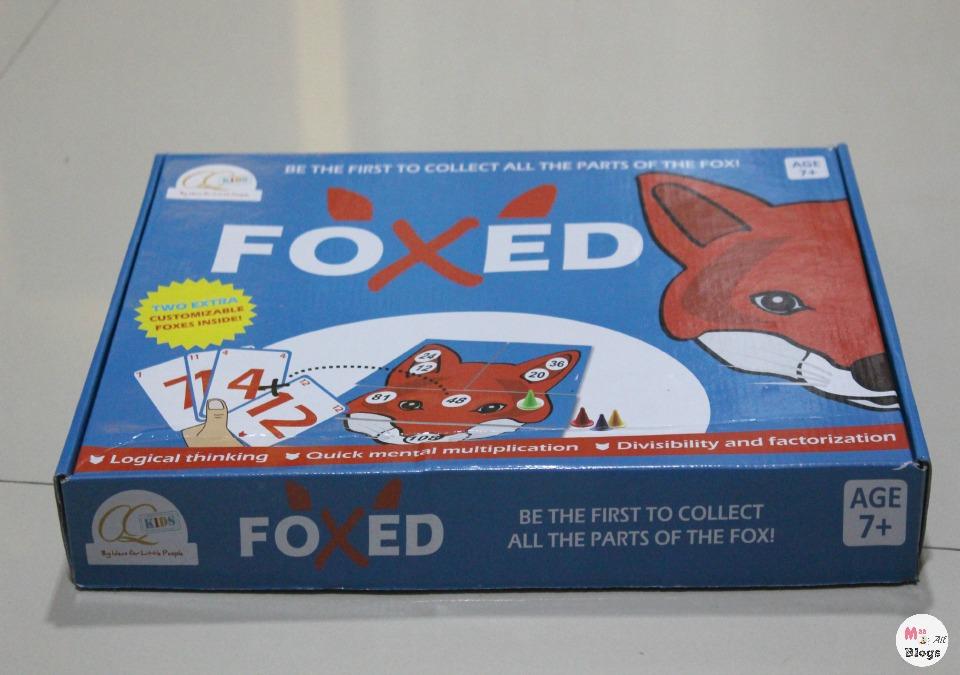 CQ kids Foxed 5