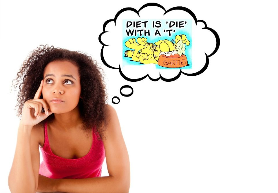 Why You Fall Off Your Diet – The Garfield Way!