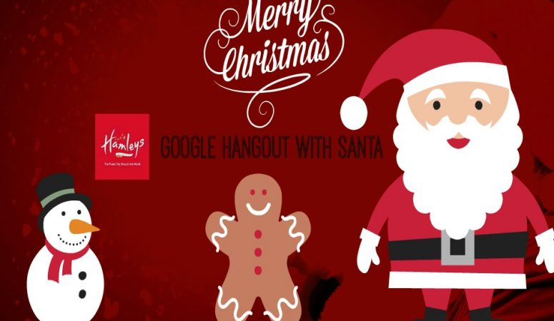 Let's Hang Around With Santa This Christmas!