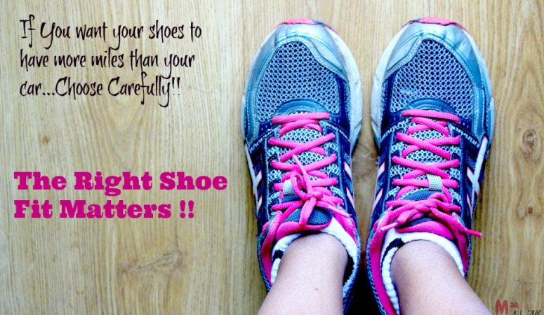 The Right Shoe Fit Matters – Gait Analysis By Asics