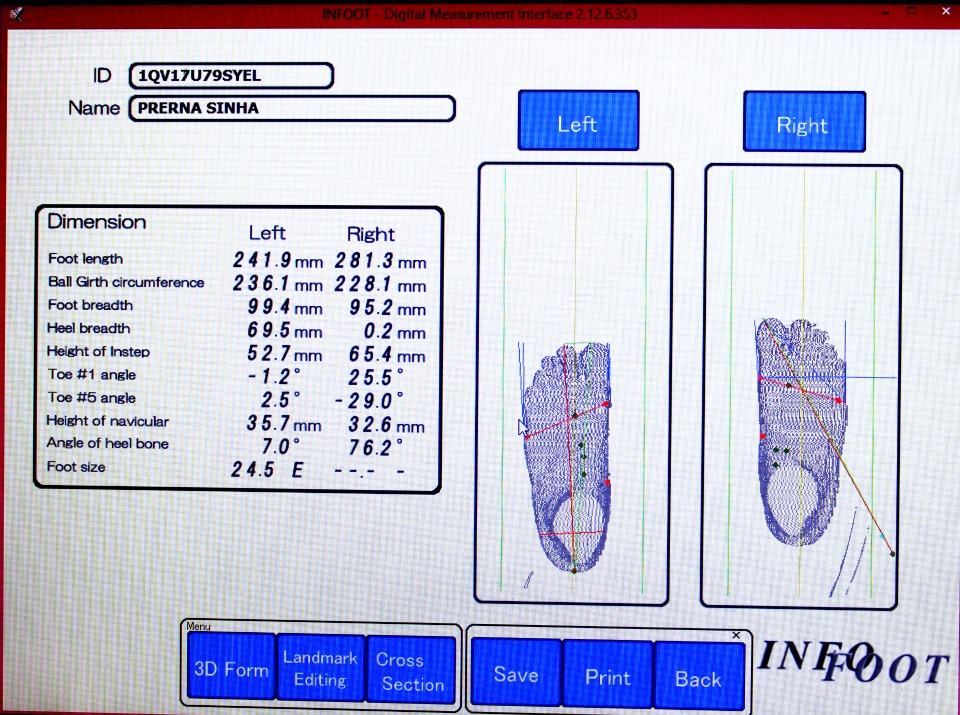 asics gait analysis 6