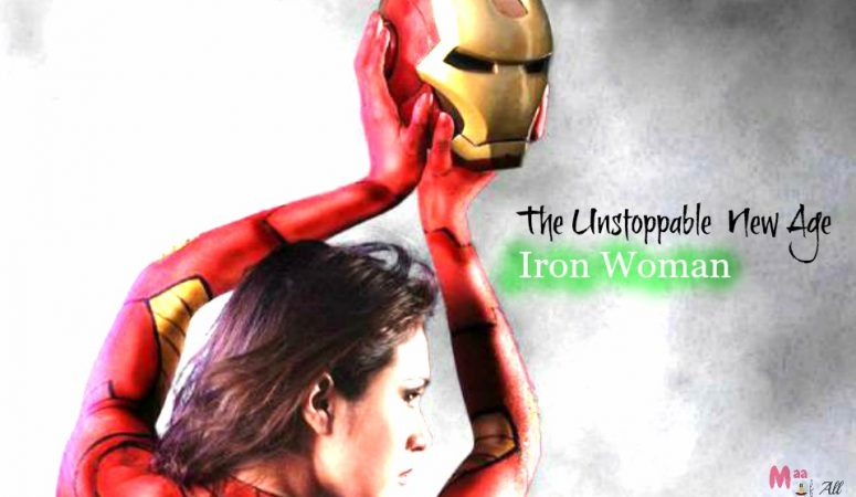 Whisper For The New Age Iron Woman- #OwnThose5Days