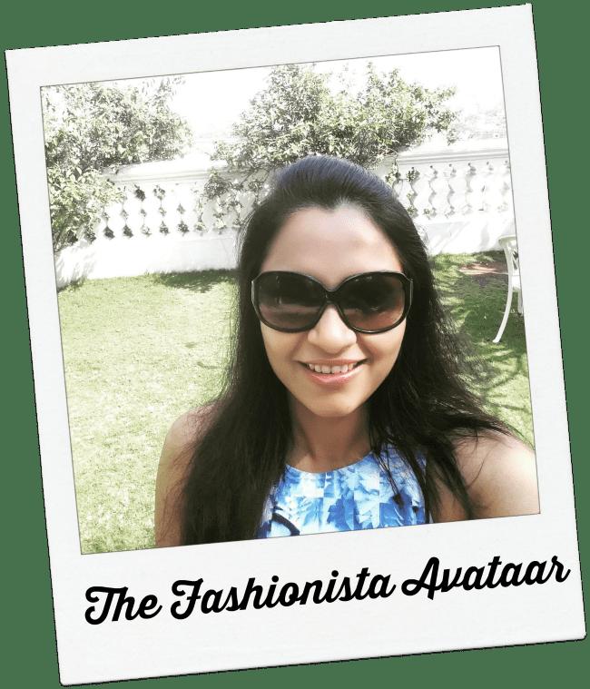 The Fashionista Avataar