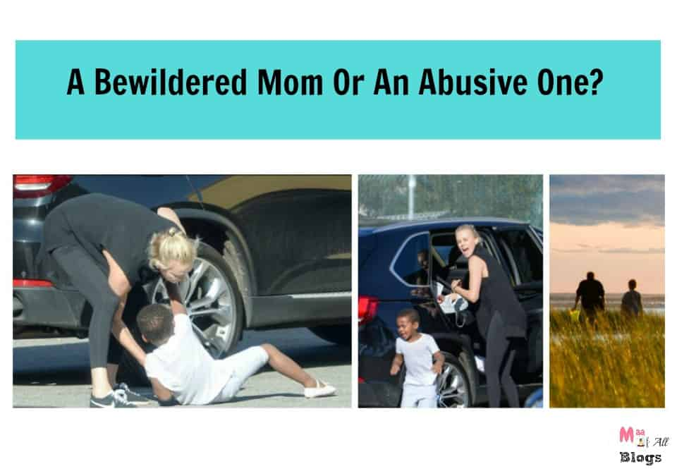 Charlize Theron Abusive Or Misjudged