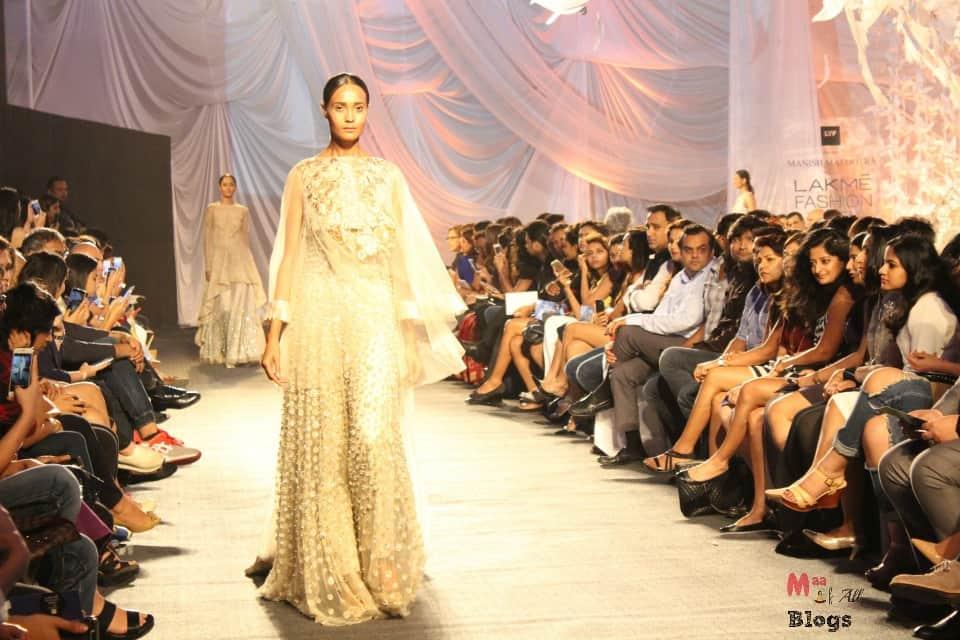 Manish malhotra Lakme fashion week summer resort 2016