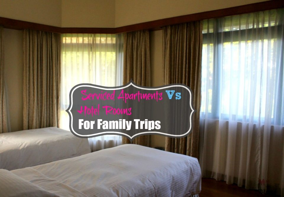 Why Serviced Apartments Work Better Than Hotel Rooms For Family Trips