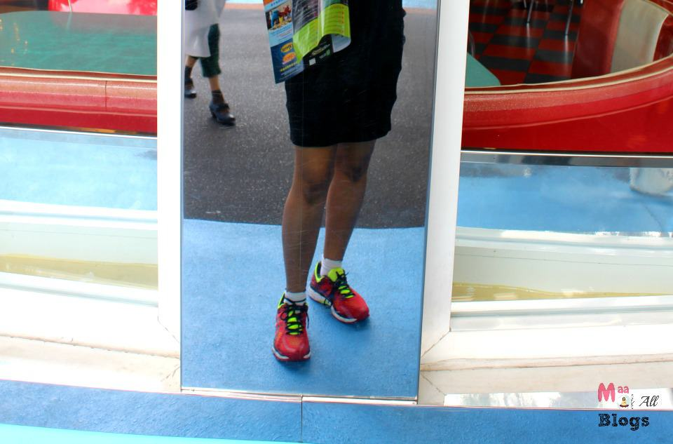 me and my ASICS