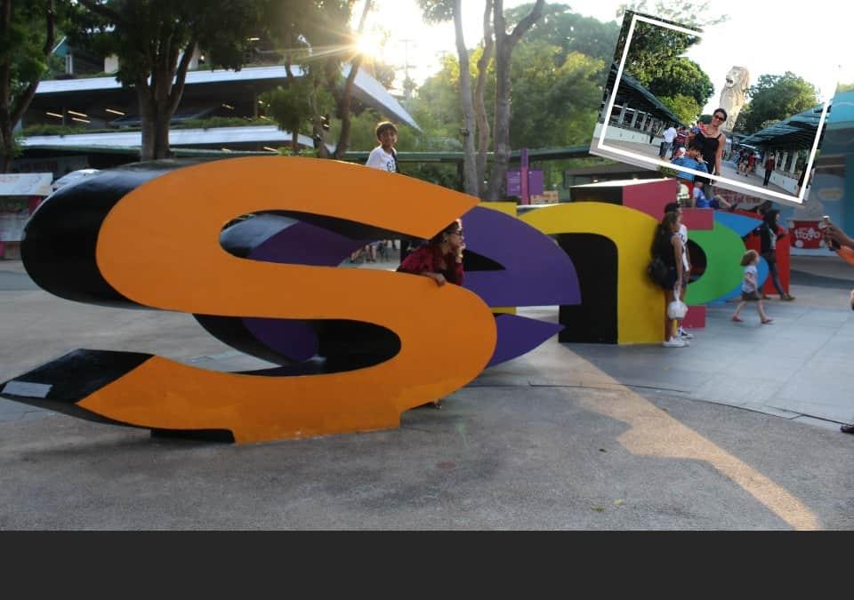 Sentosa Island Singapore With Kids