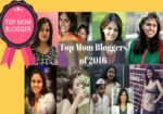 Happy To Be In Great Company : Top Indian Mommy Blogger