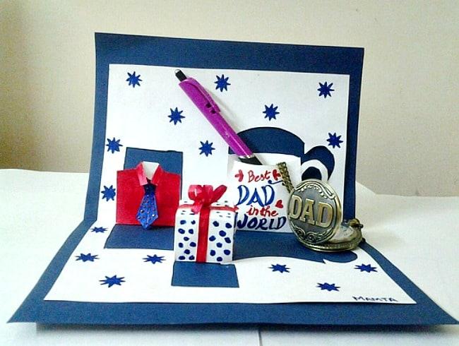 Greeting Card - Image 1 - Pop-Up Card