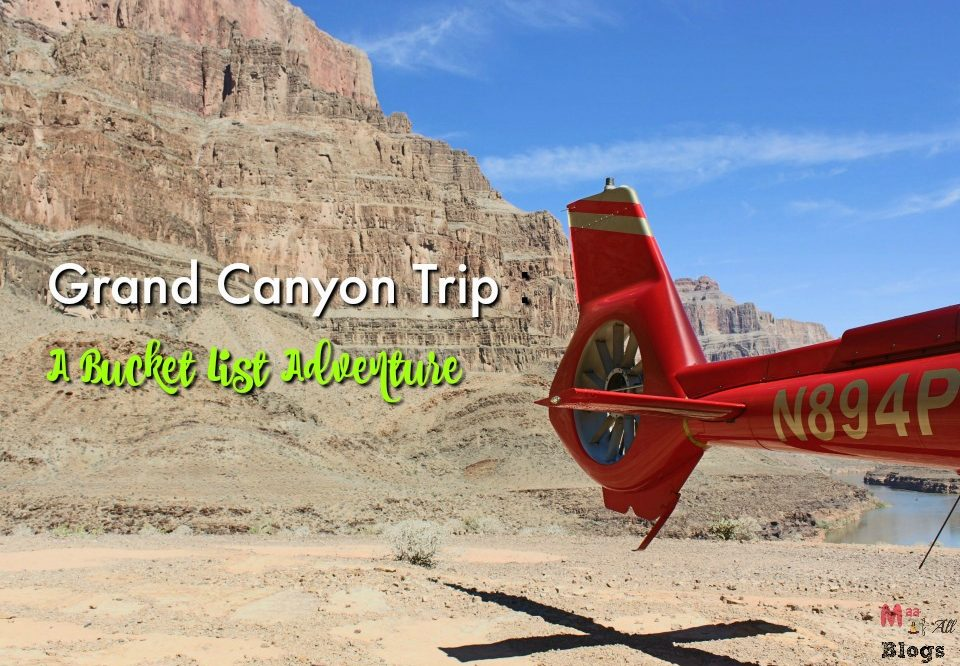 My Grand Canyon Trip: A Bucket List Adventure