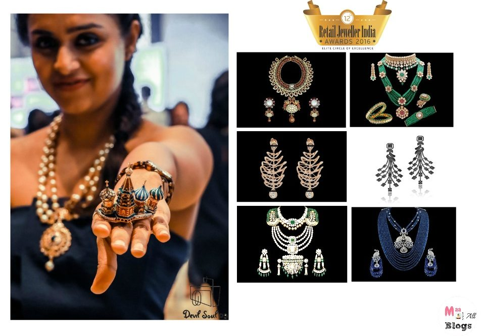 Retail Jeweller India Award 2016: Preview To The Most Beautiful Jewellery In The World