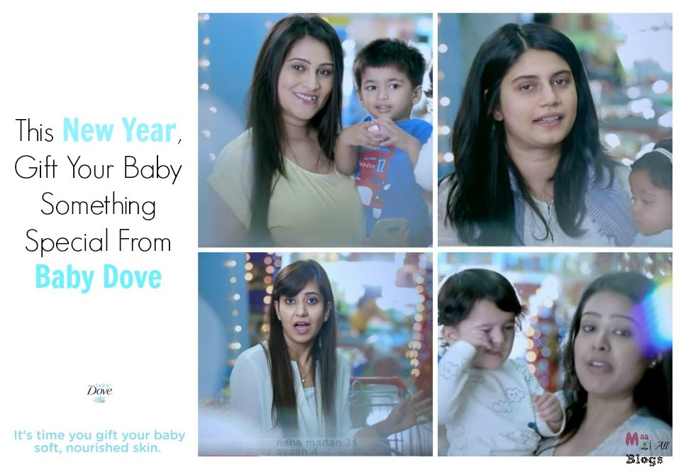This New Year, Special Gift From Baby Dove For Your Baby