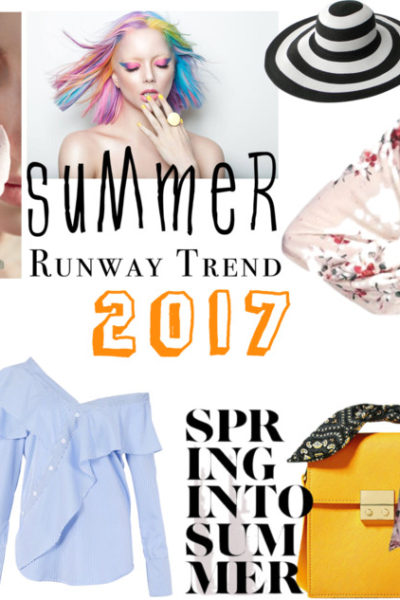 Breezy Spring Summer 2017 Fashion Trends For Women
