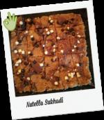 Nutella Sukhadi – Healthy Bhi Tasty Bhi