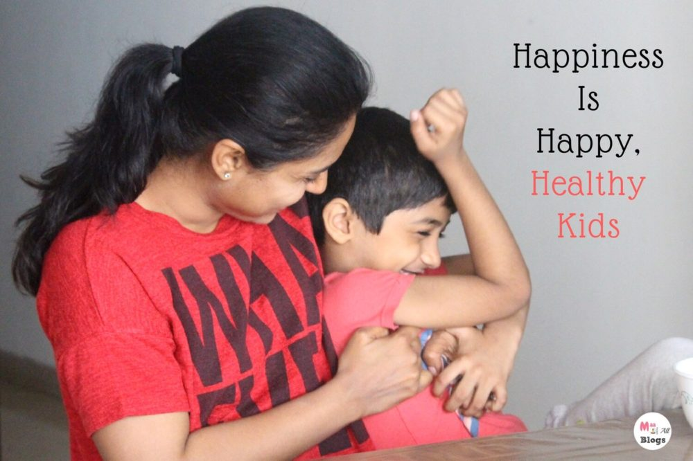 Happiness Is Happy Healthy Kids