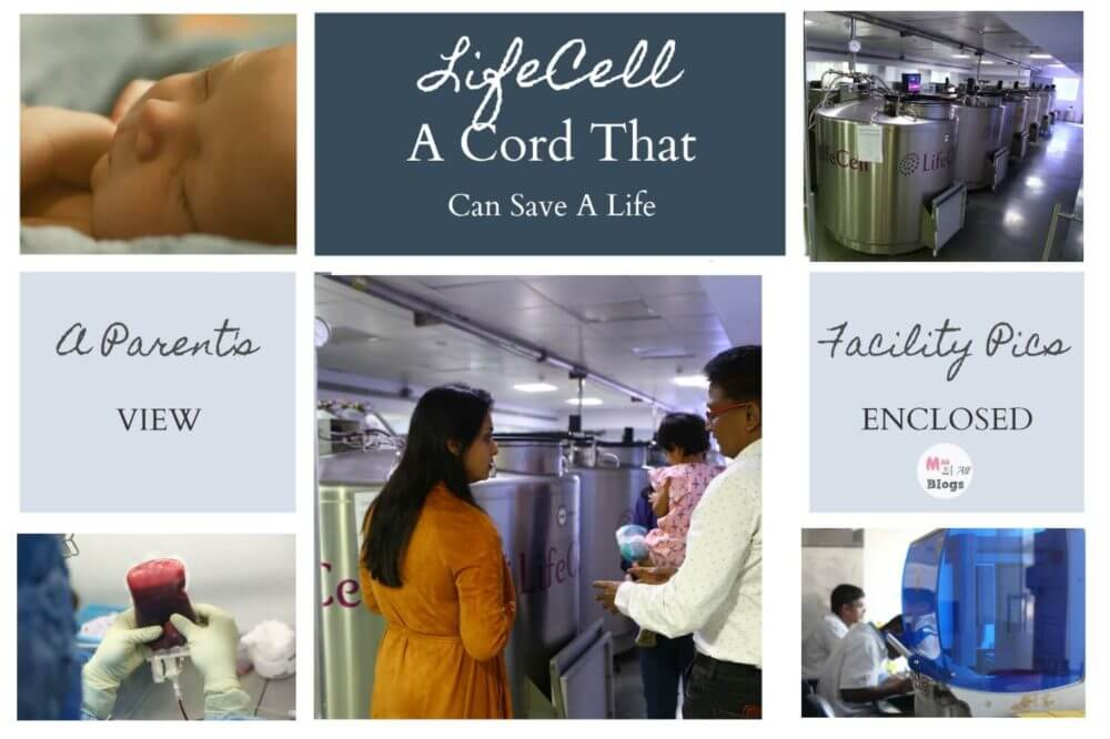 A Cord That Can Save Your Kid's Life: LifeCell