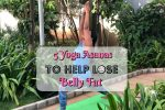 5 Yoga Asanas to Help Lose Belly Fat