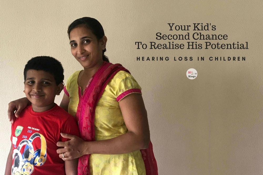 Your Kid's Second Chance To Realise His Potential- Cochlear Implant