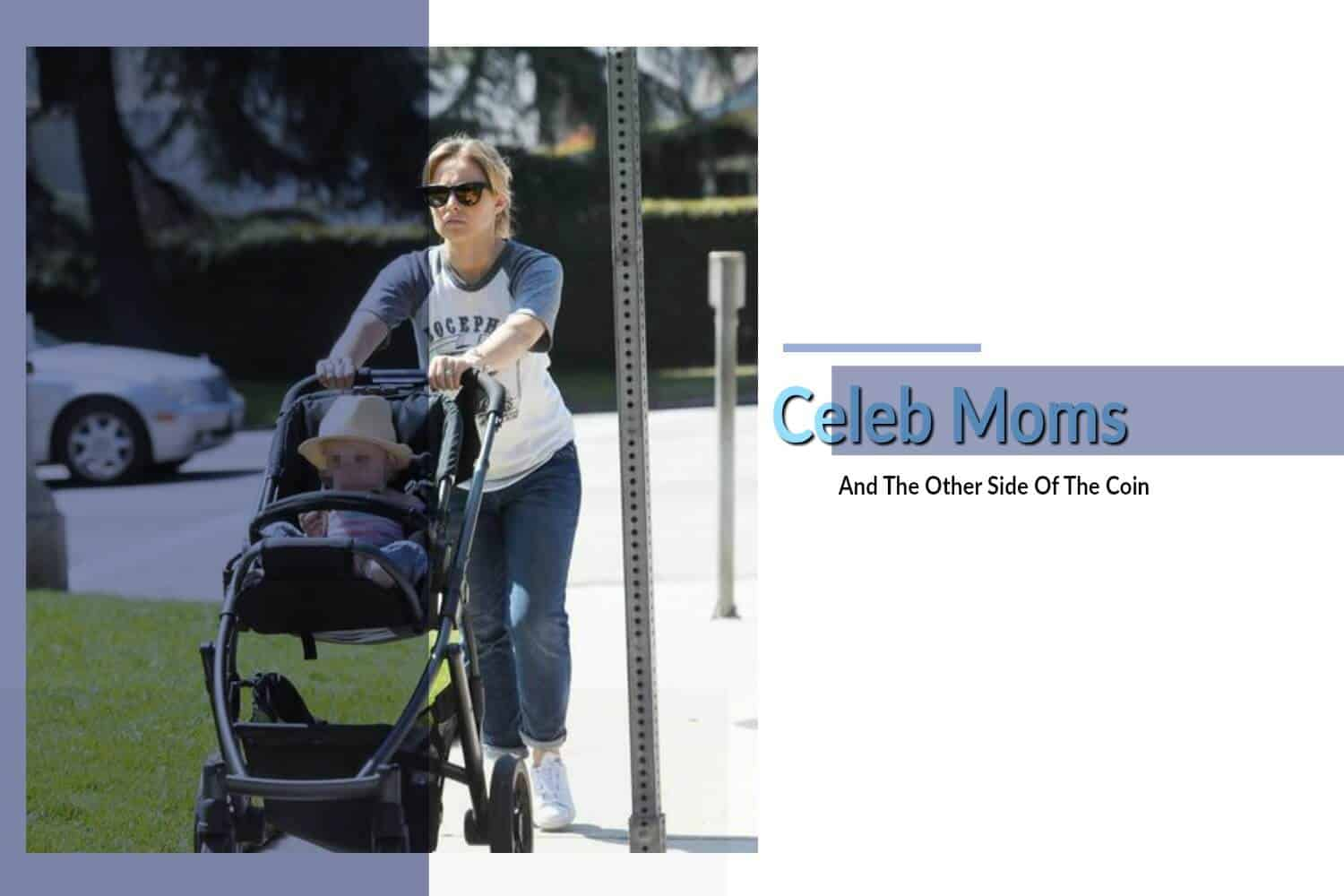 Celeb moms and the other side of the coin kirsten