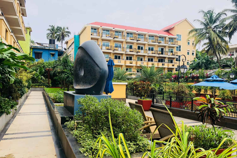 Ibis Styles Goa Calangute View