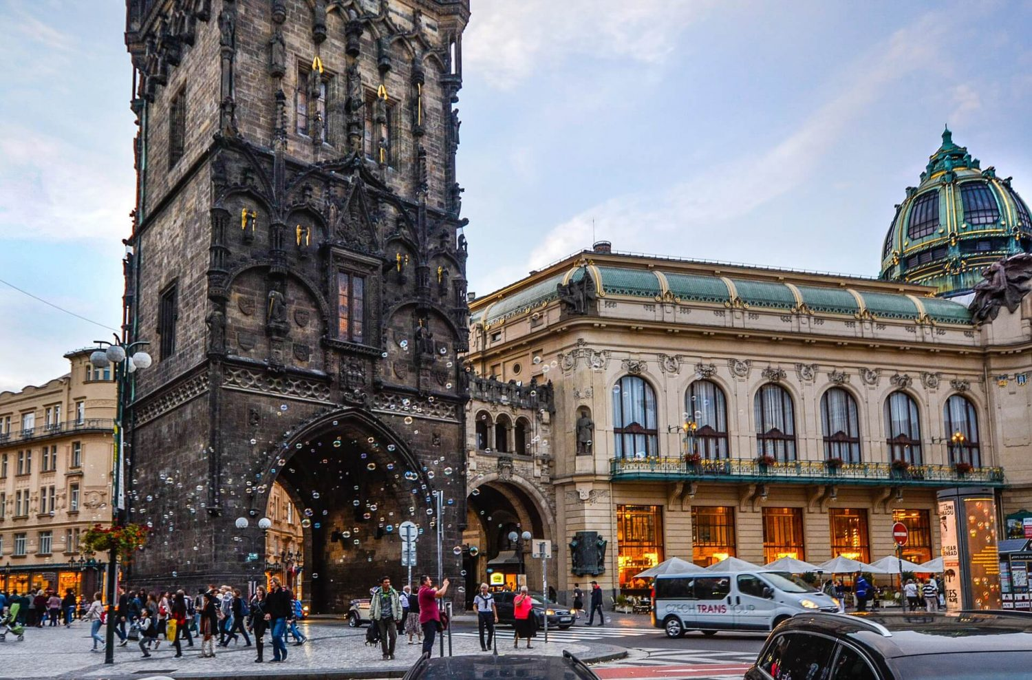 Prague- TOP 45 DESTINATIONS TO VISIT IN 2019 FOR INDIANS
