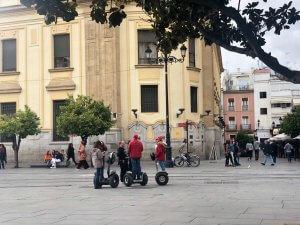 Segway tours Barcelona