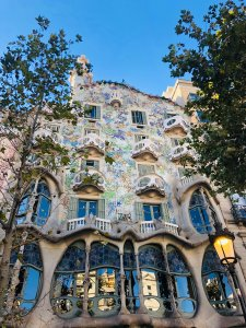 Casa Battlo by Gaudi