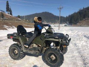 ATV rides in Gulmarg