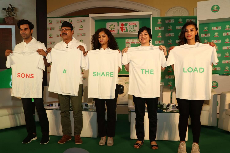 Rajkumar Rao at #ShareTheLoad Event