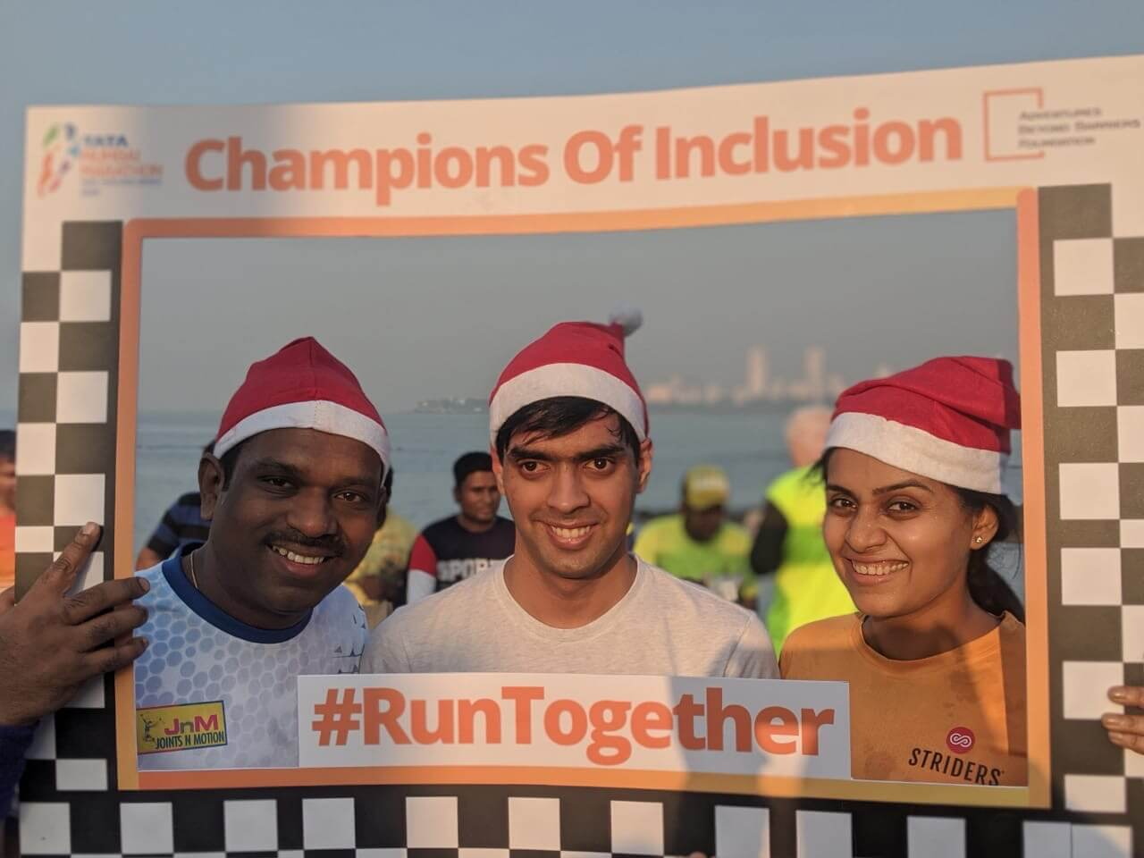 Champions of inclusion with ABBF