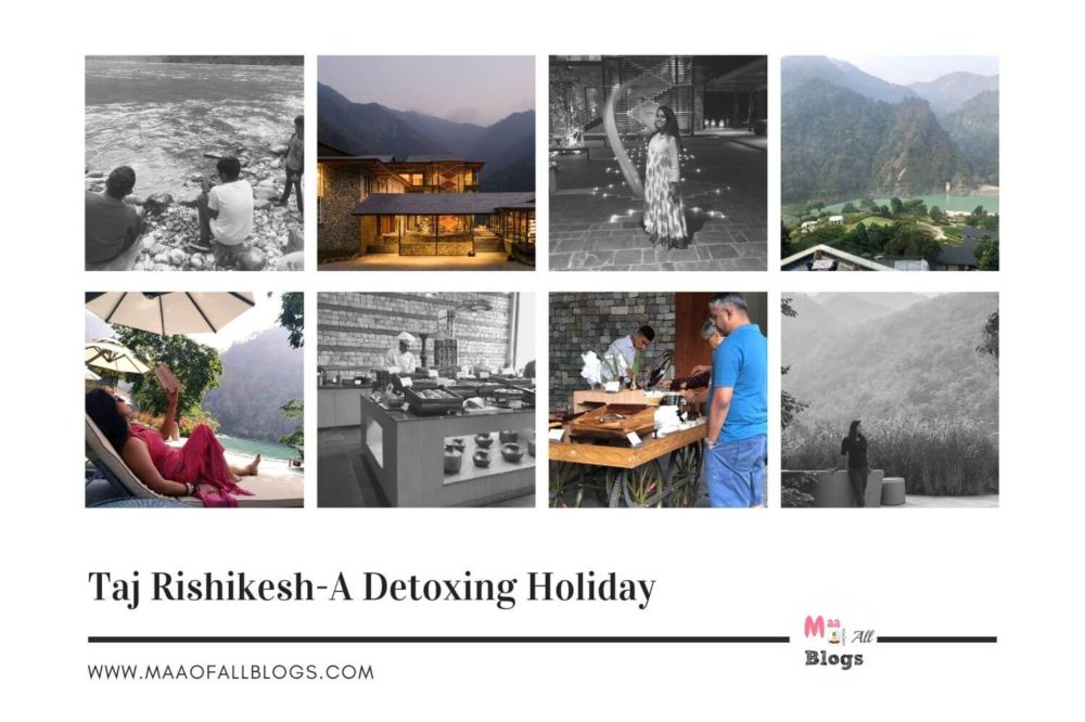 Taj Rishikesh - A Detoxing Holiday
