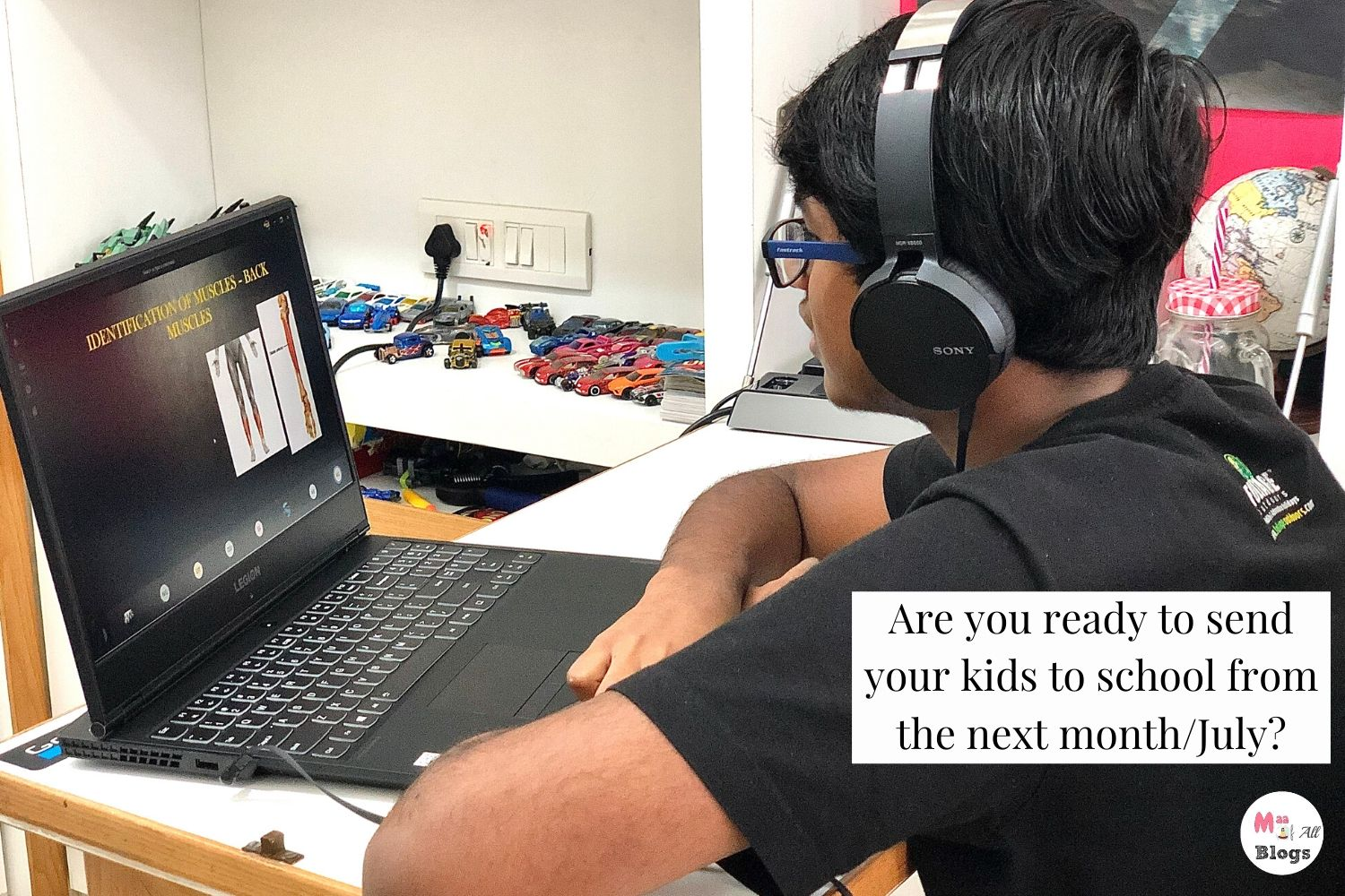 Online Schools Or Are You Ready To Send Your Kids To School From The Next Month?